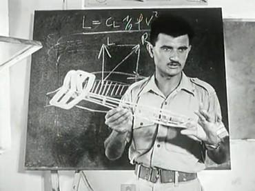 High schooler instructor